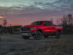 Dodge modernizes the Ram 1500 truck complete with a gigantic 12-inch display
