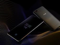 The first smartphone with an in-display fingerprint scanner is here