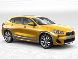 BMW X2 is the automaker's latest sleek crossover
