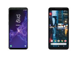 Galaxy S9 Plus vs. Pixel 2 XL: Is one camera really better than two?