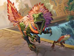 Magic : The Gathering - Unpacking a Rivals of Ixalan booster pack