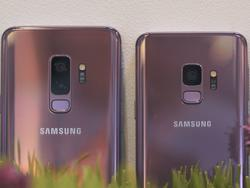 Galaxy S9 update already hitting T-Mobile's variant