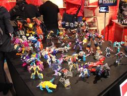 Transformers return to Cybertron with Hasbro at Toy Fair 2018