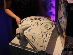 Hasbro takes flight to another galaxy with Star Wars at Toy Fair 2018