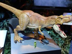 Mattel roars into Toy Fair 2018 with new dinosaurs, cars, and more