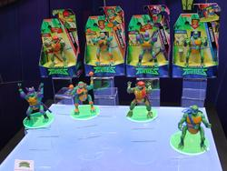 Playmates at Toy Fair 2018 - Voltron, TMNT and more