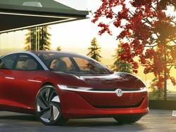 VW's vision of the EV future is straight out of a movie, and it's coming in 2022