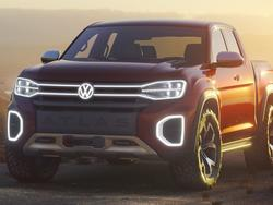 VW's new Atlas Tanoak is the pickup truck for the future