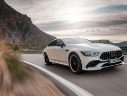2019 Mercedes-AMG GT 4-door is a family sedan with 630HP