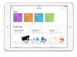 Classroom, Schoolwork apps are Apple's big play for schools