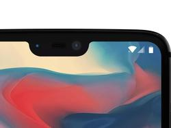 Yes, this notch belongs to the OnePlus 6