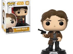 Funko flies in with a ship full of Solo: A Star Wars Story toys