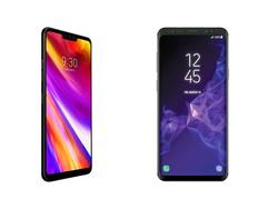 LG G7 vs. Galaxy S9 Plus: Samsung has something to worry about