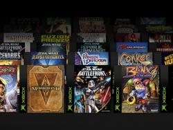 Xbox One is getting a boatload of original Xbox games this month