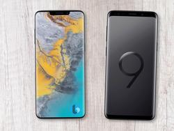 What Samsung's notch would look like on the Galaxy S10