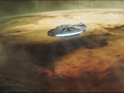 Solo: A Star Wars Trailer goes heavy on the action