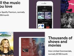 Hulu and Spotify join for a cheap entertainment bundle