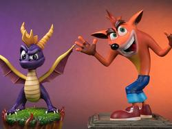 Spyro vs Crash Bandicoot - Which team are you on?