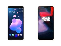 HTC U12 Plus vs. OnePlus 6: The two newest Android flagships go head to head