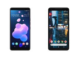 HTC U12 Plus vs. Pixel 2 XL: A tale of two very different devices