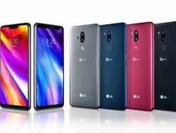 Unlocked LG G7 arrives this summer in the US