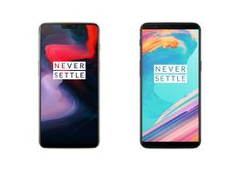 OnePlus 6 vs. OnePlus 5T: Beyond the notch, what else changed?