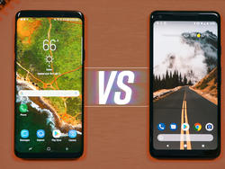 Pixel 2 XL vs. Galaxy S9 Plus: Which one should you buy?