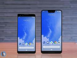 Pixel 3 duo to keep display sizes mostly unchanged