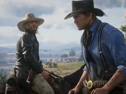 Here's When You Can Watch the Gameplay Trailer for Red Dead Redemption 2
