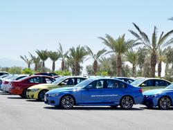 I drove 130MPH in an M3 at BMW's Performance Driving School, and it was fun as hell