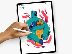 Here's Our Best Look yet at the 2018 iPad Pro Display with Rounded Corners