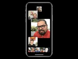 FaceTime update lets Apple users video chat with up to 32 people
