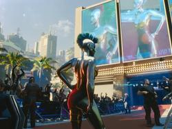 Cyberpunk 2077 trailer closes out Xbox E3 2018 event