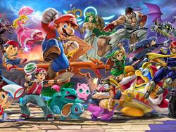 Super Smash Bros. Ultimate brings together every fighter in the game's history