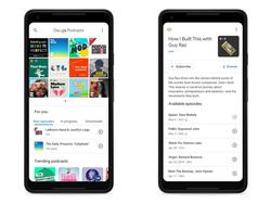 Google just launched a podcasts app for Android