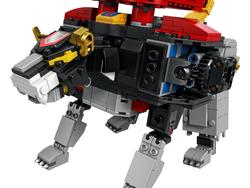 Activate your Interlocks: Voltron goes LEGO this summer with a 2,300 piece set