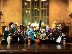 LEGO heads to Hogwarts with all new Harry Potter Minifigures