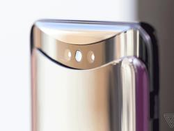 Oppo Find X uses a unique actuator to make its camera pop up