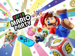 Super Mario Party lands on the Switch this fall