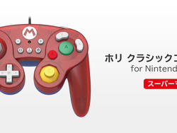 GameCube Controllers Coming to Switch in Time for Super Smash Bros. Ultimate