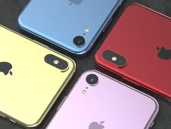iPhone 2018 renders show off Apple's stunning new colors