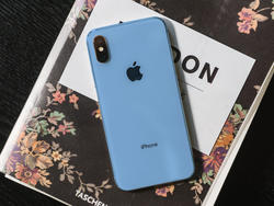 Here's what the iPhone X 2018 looks like in blue, orange, red, and gold
