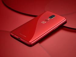 Get the OnePlus 6 in red later this month