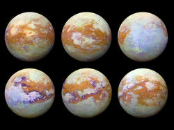 Saturn Moon Titan Has Never Looked More Stunning In New Photos