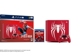 Spider-Man Has a Limited Edition PS4 Pro and It Rules