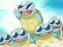 Pokémon GO will be bringing back the Squirtle Squad this weekend