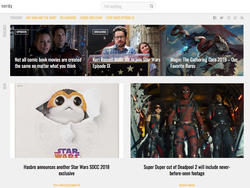 Announcing the Nerdy - a Site for All of Your Nerd and Geek News!