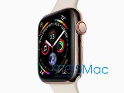 Apple Watch Series 4 Makes Its (Unofficial) Debut