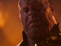 Test Footage of Thanos Reveals Early Version of Marvel's Best Villain