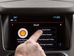 Shell and Chevy Partner To Make Refueling Your Car Fast and Convenient